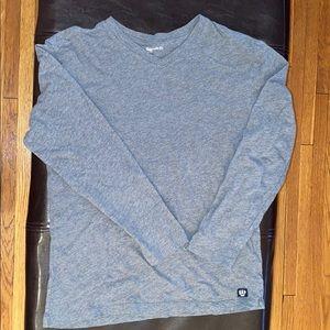 Gap Kids Gray Long sleeve Boys T-shirt  XXL  Soft!